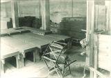 Chemistry-Botany-Pharmacy Building during construction, The University of Iowa, ca. 1923