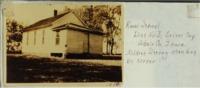 1918 Rural School in Orient, Iowa
