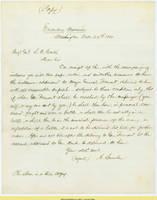 14.  Lincoln to Gen. Samuel R. Curtis on despatch of order for Gen. John C. Fremont
