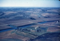 Woodbury County aerial