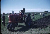 Plowing match, 1946