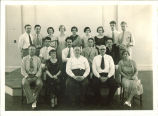 Summer session music faculty, The University of Iowa, 1933