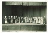 Theater production at University Elementary School, The University of Iowa, 1950s?