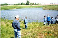 Louisa County SWCD conservation tour, 2005