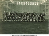 Football team, The University of Iowa, 1933