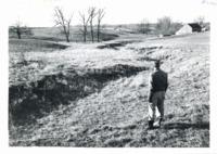 Vernon Baasch farm, 1963