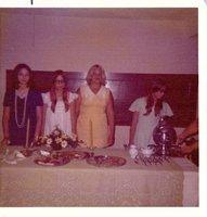 Hostesses at the Tea Table