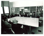 English faculty meeting, The University of Iowa 1960s