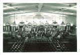 Orchestra and choir concert in Iowa Memorial Union, The University of Iowa, 1930s