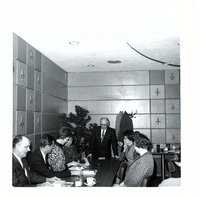 Tama County Soil and Water Conservation District luncheon, 1969