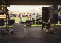 1997  Des Moines County Soil and Water Conservation Booth at Ag Expo