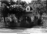 Home of Mavis Hady, Iowa City, Iowa, between 1930 and 1935