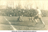 Iowa-Iowa State football game at Iowa Field, The University of Iowa, November 5, 1910