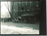 Eastern entrance to Iowa Memorial Union, the University of Iowa, 1928