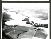 Flooded Fields in North Atlantic, Iowa