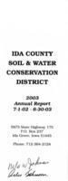 Annual Report, 2003