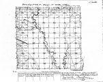 Iowa land survey map of t068n, r024w