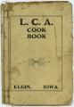 Cemetery Association Cook Book