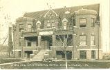 Cottage No. 6 at Girls' Industrial School, Mitchellville, Iowa, July 24, 1918