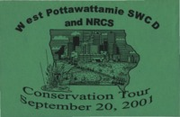 Conservation Tour Agenda.
