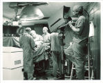 Surgery in the General Hospital, the University of Iowa, circa 1965