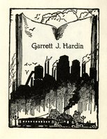 Garrett J. Hardin Bookplate