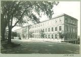 Chemistry-Botany-Pharmacy Building on Capitol Street, The University of Iowa, 1920s