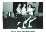 Students dancing, The University of Iowa, January 1964
