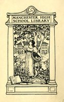 Manchester High School Library Bookplate