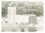 Theatre Building, the University of Iowa, 1960s