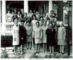Mary Louise Smith with Federation of Republican Women, 1960s