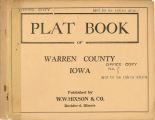 Plat book of Warren County, Iowa
