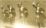 Members of the Scottish Highlanders, The University of Iowa, 1939