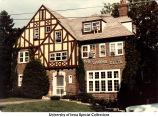 Phi Gamma Delta fraternity house, Iowa City, Iowa, ca. 1981