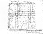 Iowa land survey map of t069n, r024w