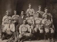 Garnavillo Baseball Team -1890's