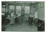 Dental office of Dr. Anna H. Joy, 1908
