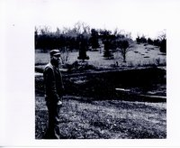 Flood detention dam and waterway, 1966