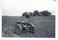 Contour field, 1945