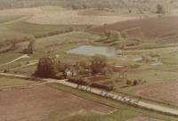 Russ Ohmstead's Farm.