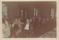 Awards Ceremony for the Warren County Soil and Water Conservation - 1969.