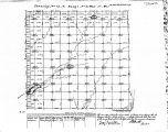 Iowa land survey map of t072n, r031w
