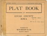 Plat book of Lucas County, Iowa