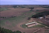 Eldridge Drury feedlot