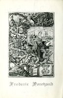 Frederic Forehand Bookplate