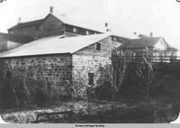 Brewery complex, Amana, Iowa, 1900s