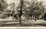 Grand Avenue, C. W. Mennig Residence