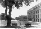 MacLean Hall, The University of Iowa, between 1915 and 1920