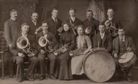 Garnavillo Cornet Band - 1900