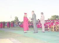 Clinton High School Graduation